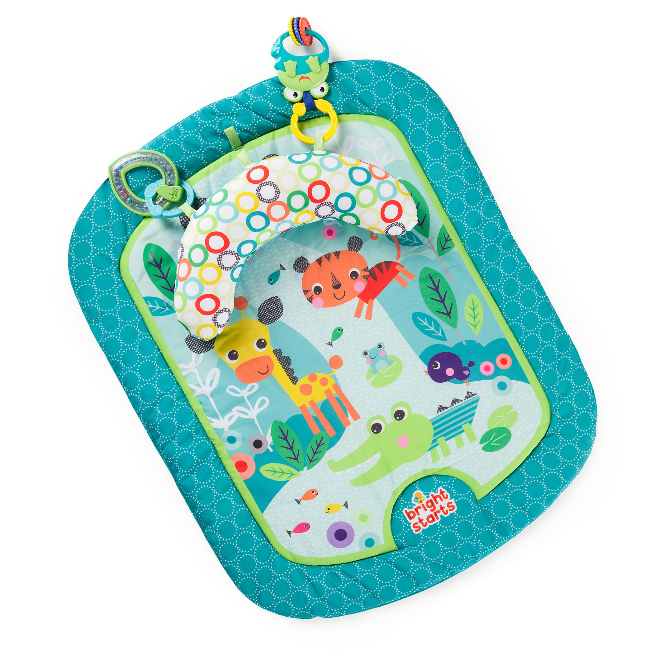 Bright Starts Splashin' Safari Prop Mat
