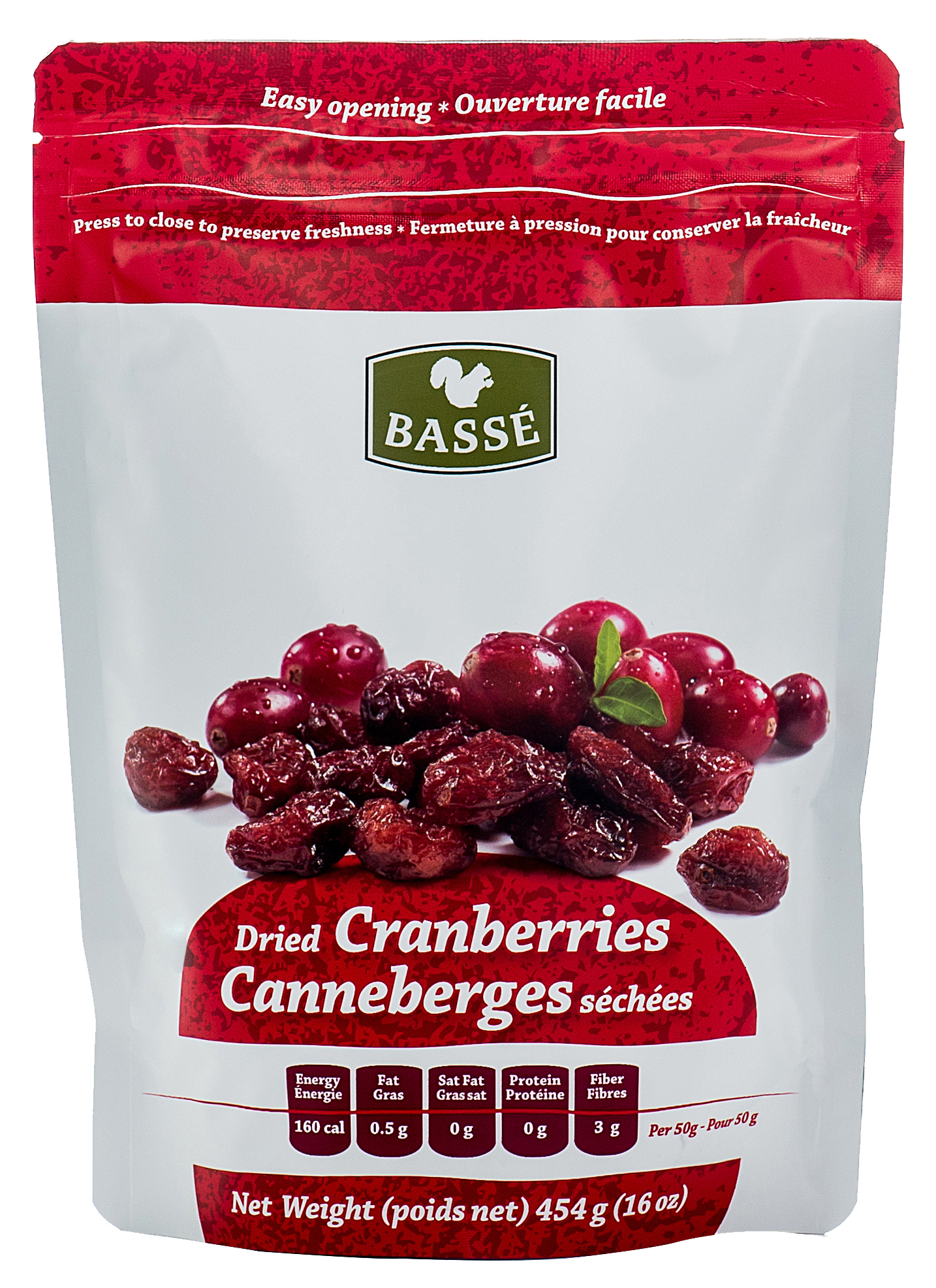 Basse Dried Fruits Cranberries (1lb.) Eat Healthier With This Good Snack; Crazy... by Basse Nuts
