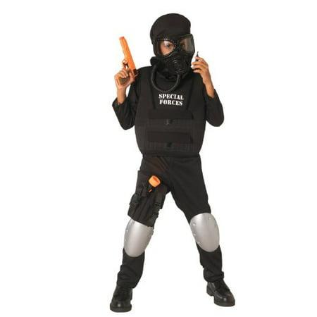 Child's Special Forces Costume, Medium