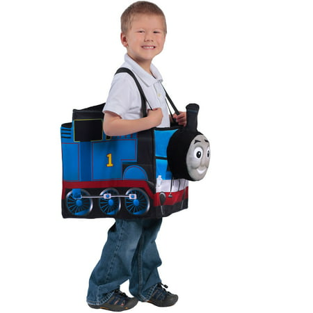 Thomas The Tank™ Ride-In Train Halloween Costume (Thomas The Train Costume 2t)