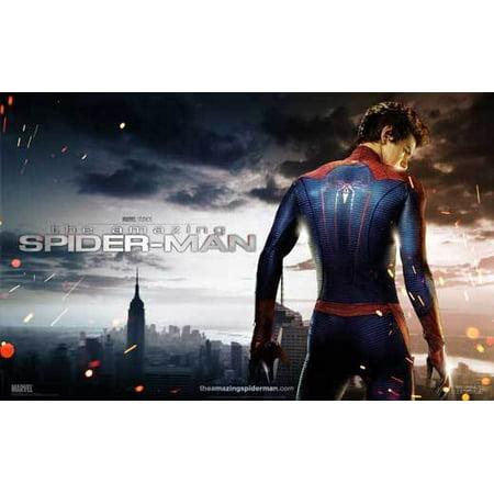 The Amazing Spider-Man (2012) 11x17 Movie Poster