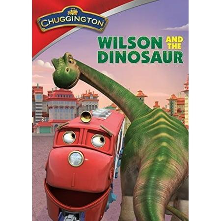 Chuggington: Wilson and the Dinosaur (DVD)