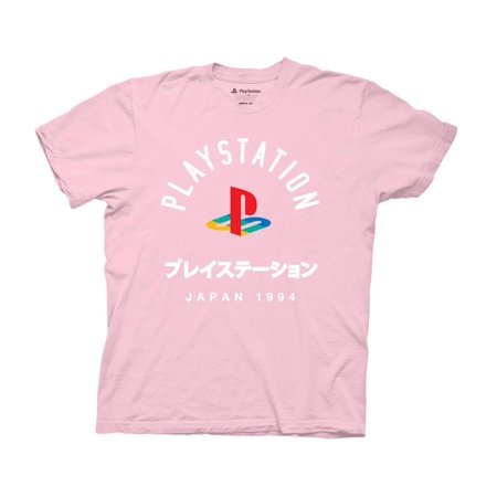 - Playstation Japan 1994 Adult T-Shirt