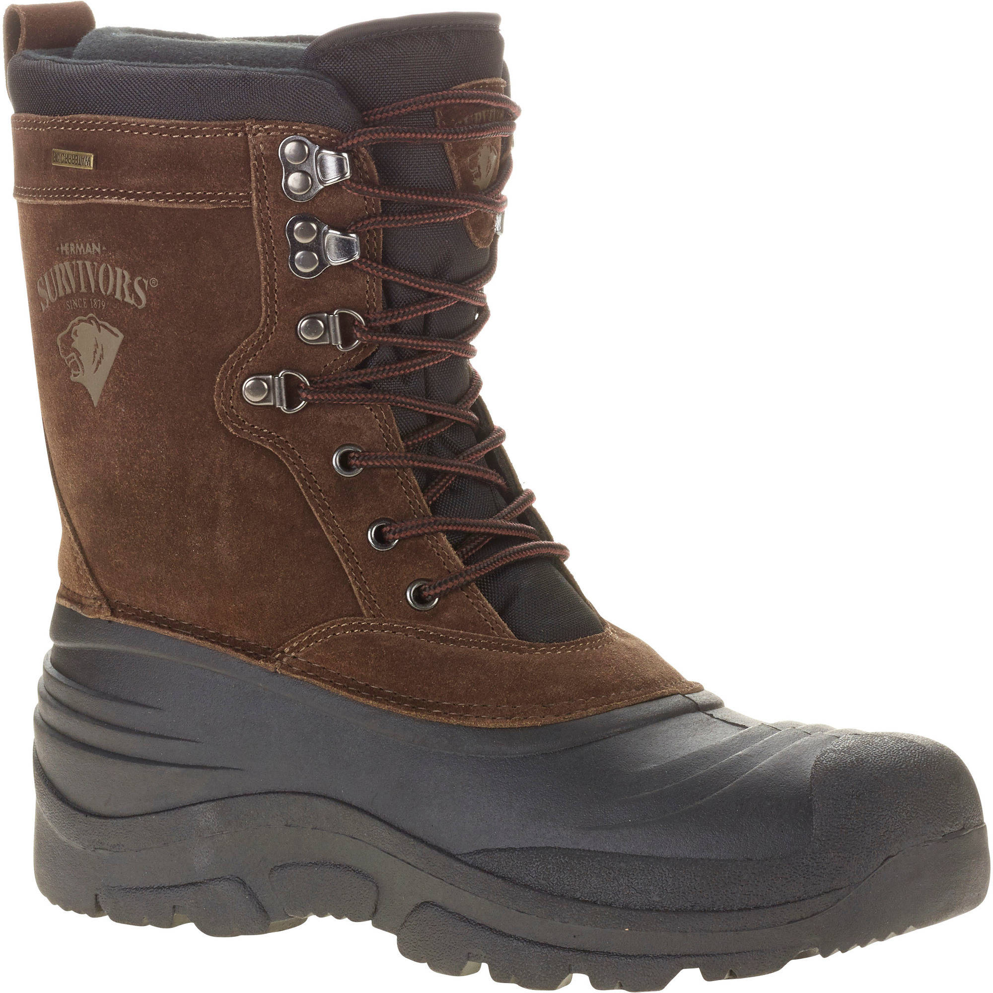 "Herman Survivors Men's 8"" Pacific Winter Boot"