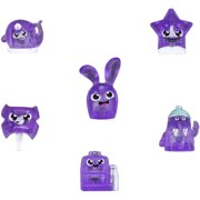 Hanazuki Treasure 6-Pack Purple/Courageous (Collection 1)