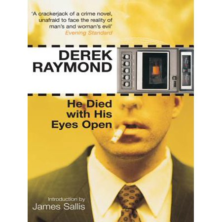 He Died with His Eyes Open - eBook