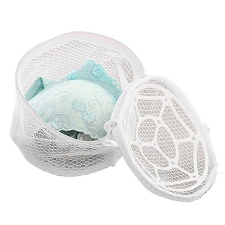 Outtop New Lingerie Underwear Bra Sock Laundry Washing Aid Net Mesh Zip Bag (Orla Kiely Climbing Rose Hanging Wash Bag)