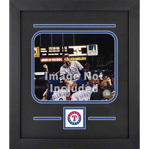 MLB - Texas Rangers 8x10 Horizontal Setup Frame with Team Logo
