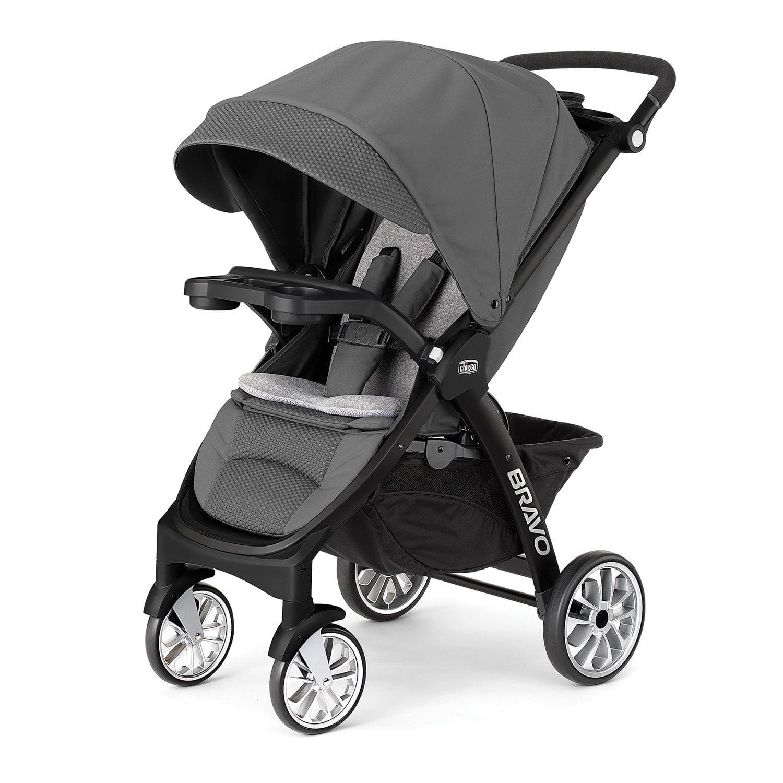 Chicco Bravo Stroller LE - Coal (Grey)