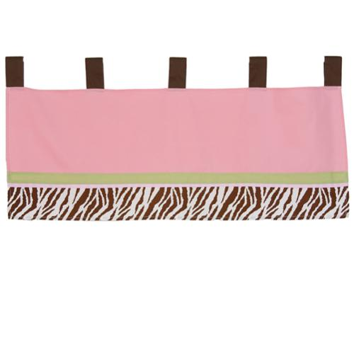 "Pam Grace Creations ""Jolly Molly"" Window Valance"