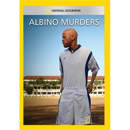 Albino Murders DVD by