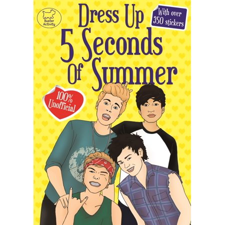 Dress Up 5 Seconds of Summer