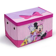 Disney Minnie Mouse Fabric Toy Box by Delta Children