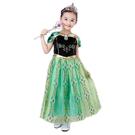 dreamhigh little girls princess cosplay costume dress 3t](Cosplay Females)