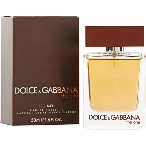 Dolce & Gabbana The One for Men, 1.6oz Fragrance