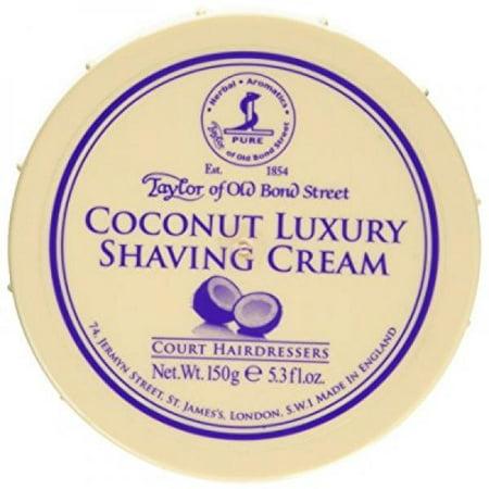 Taylor of Old Bond Street Shaving Cream Bowl, Coconut, 5.3 - Old Bond