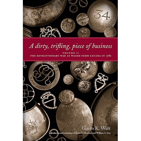 A Dirty, Trifling Piece of Business - eBook