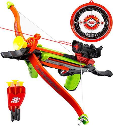 10x Rubber Arrow Suction Cup Arrow Sucker Target Kids Archery Toy Supplies