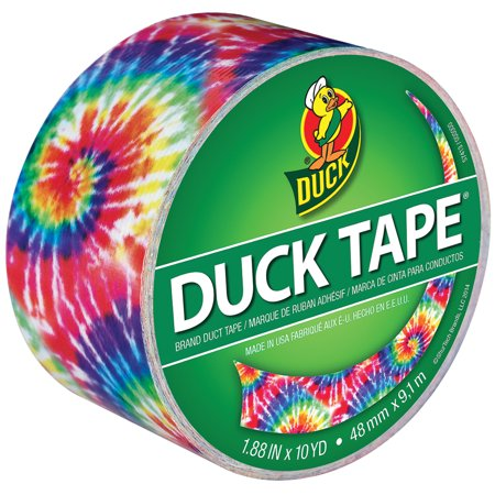 Duck Tape Patterned Duck Tape, 1.88