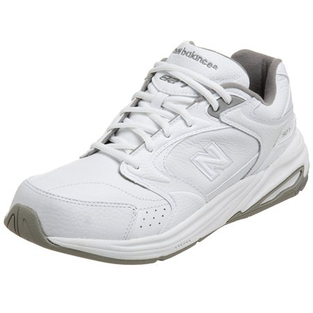 e39b22fcb5ed2 New Balance - New Balance Men's MW927 Health Walking Shoe,White,9.5 D -  Walmart.com