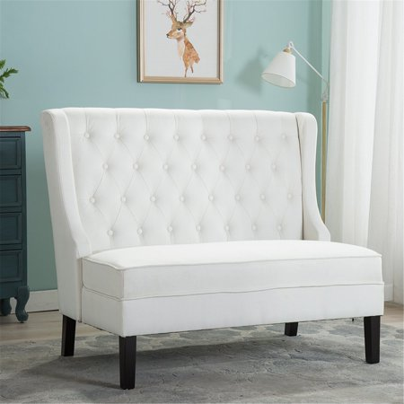 tufted loveseat upholstered furniture best purple settee org awesome sofa bench french ideas microfinanceindia dark