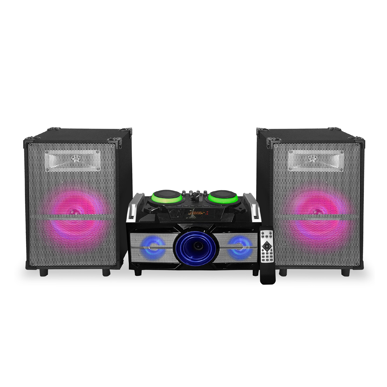 Technical Pro BT System with Karaoke Function