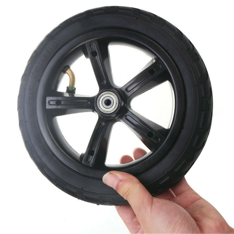 8-inch Tire Inflatable Full Wheel 8x1 1//4 For stroller Electric scooter
