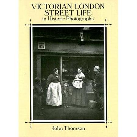 47th Street Photo - Victorian London Street Life in Historic Photographs