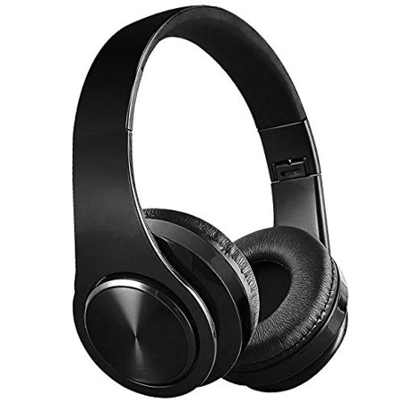 Wireless Headphones, Bluetooth HD Stereo Exercise Headset Built in Mic Passive Noise Cancelling Headphones 9-Hour Battery Pla Nokia Bluetooth Pda
