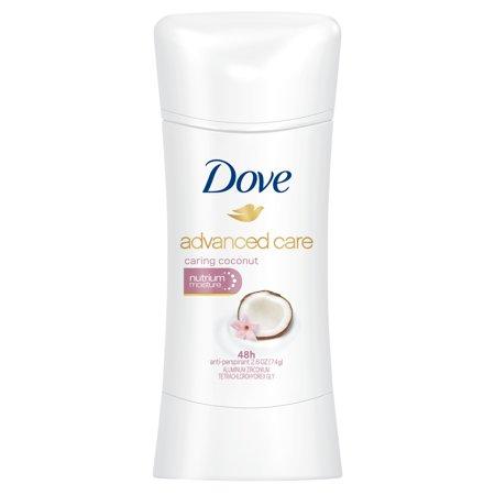 Dove Advanced Care Antiperspirant Deodorant Caring Coconut 2.6