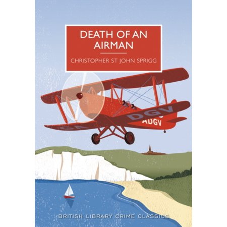 Death of an Airman (British Library Crime Classics) (Paperback)