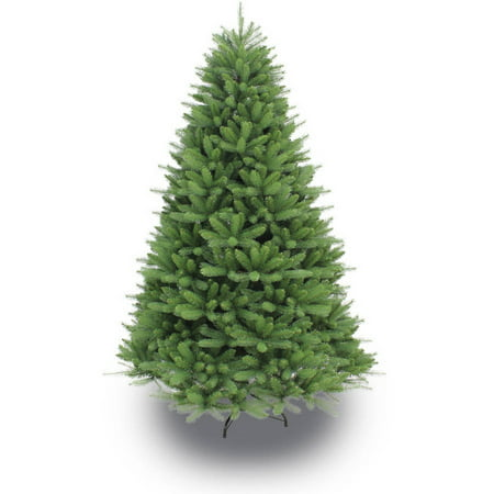 Douglas Fir Christmas Trees (Puleo International 7.5' Unlit Douglas Fir Premier Artificial Christmas Tree )