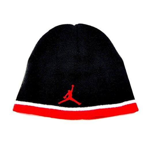 436355773559c ... clearance nike jordan jumpman knit beanie skull cap boys 59b91 0ac71