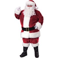 8667ce46 Product Image Crimson Plus Santa Suit Adult Costume
