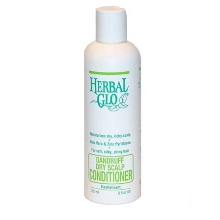 Herbal Glo Dandruff & Dry Scalp Conditioner, 8 Fl