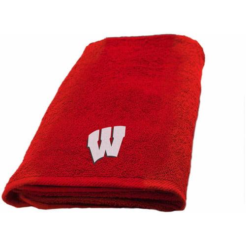 NCAA Hand Towel, Wisconsin