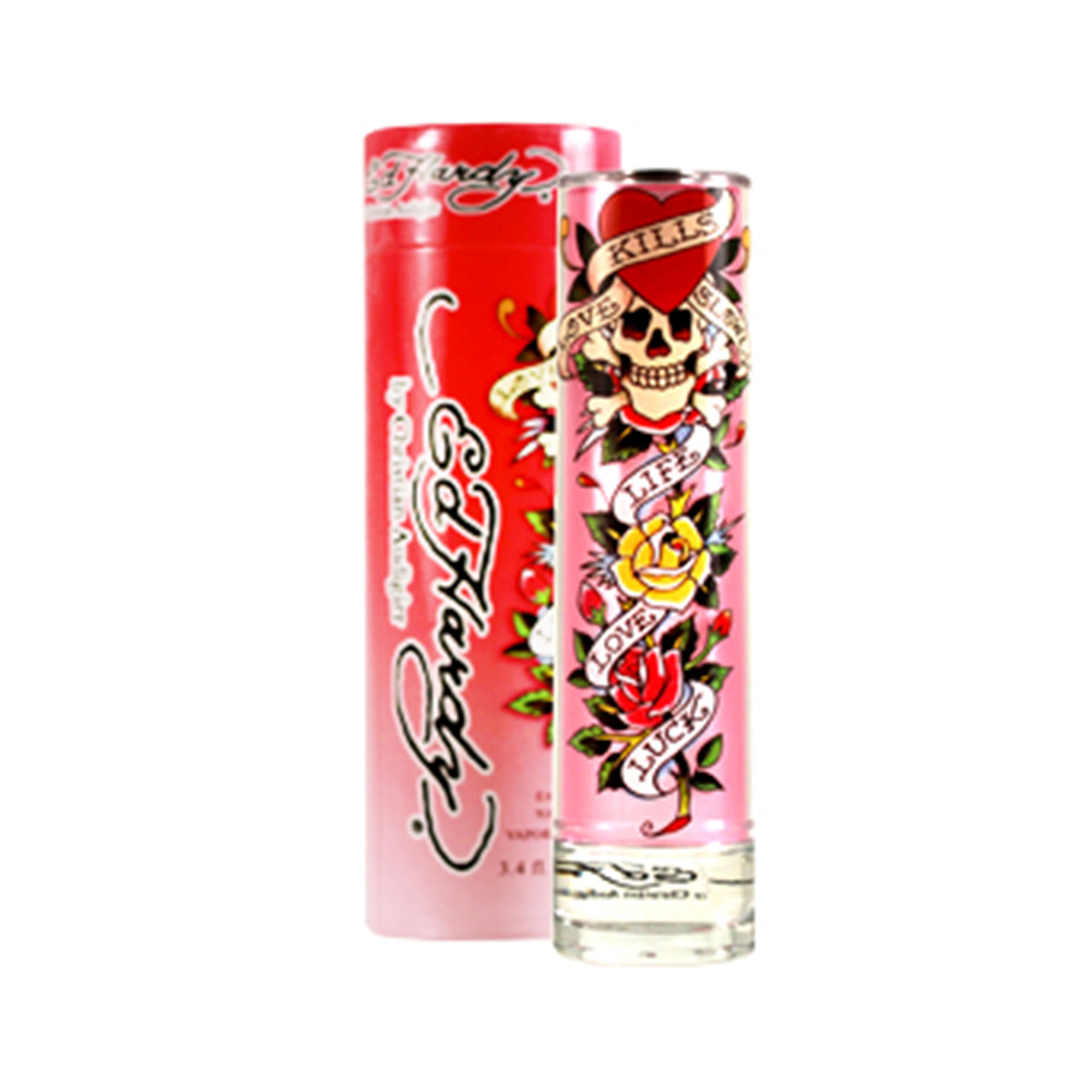 Ed Hardy For Women 3.4 oz EDP Spray By Christian Audigier