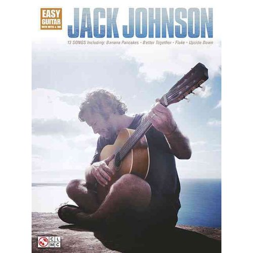 Jack Johnson: With Notes & Tab