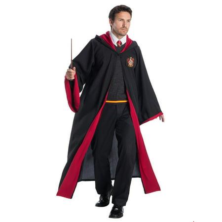 Adult Harry Potter Gryffindor Student Halloween - Harry Potter Dumbledore Costume
