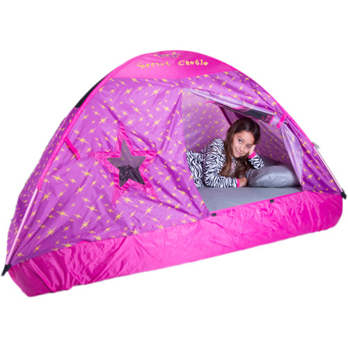 Secret Castel Bed Tent Twin  sc 1 st  Walmart & Kidsu0027 Bed Tents