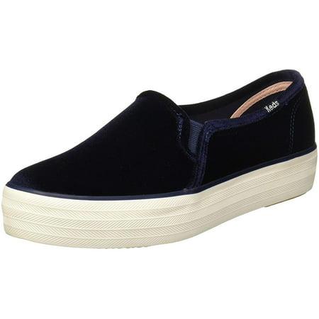61a7c0646e0d Keds - Womens Keds Triple Decker Platform Slip On Fashion Sneakers ...