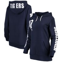 Detroit Tigers G-III 4Her by Carl Banks Women's 12th Inning Pullover Hoodie - Navy