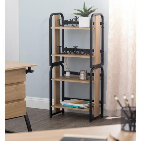 Calico Designs Ashwood Stackable Bookshelf