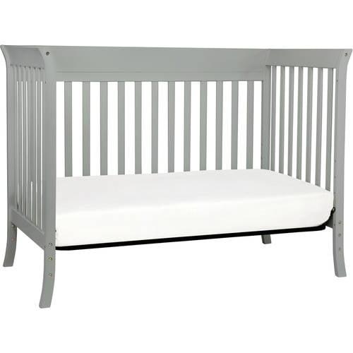 Ava 4-Piece Nursery Set, Grey - Walmart.com