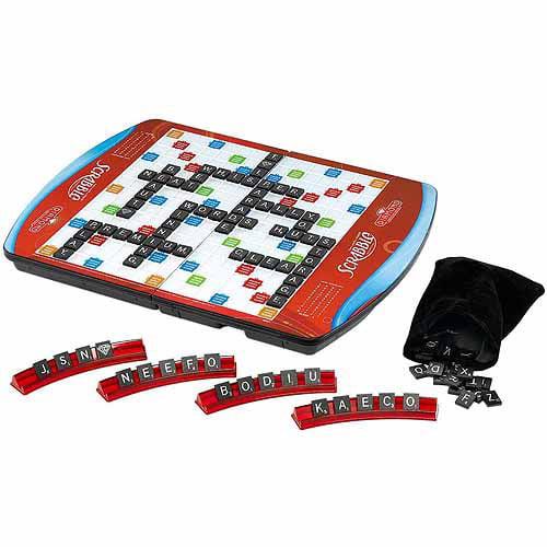 Scrabble Deluxe 60th Anniversary Edition