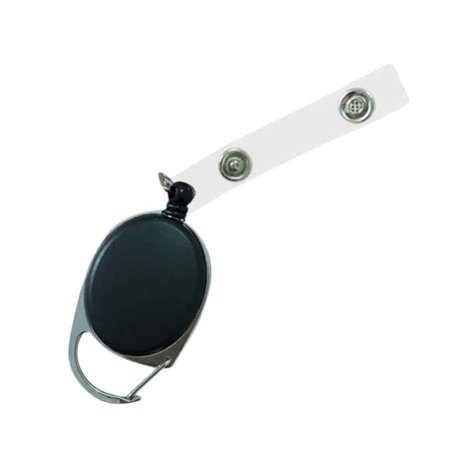 Safety Retractable Holder Badge Lanyard Reel Secrity Key Card New ID Name Tag Belt Clip