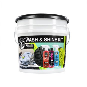 Chemical Guys 7-Piece Wash & Shine Kit