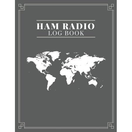 Ham Radio Log Book (Paperback)