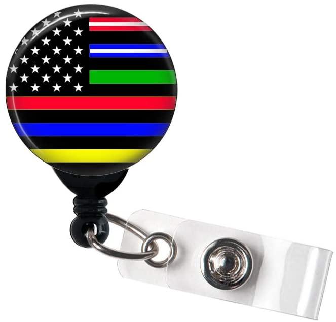 EMS Badge Reel