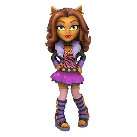 Monster High Clawdeen Wolf Costume - One Color - Large, Monster High Clawdeen Wolf Costume - One Color - Large By Rubie's for $<!---->